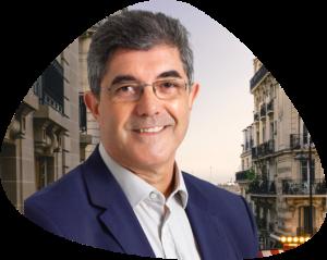Francesc Cruz, ingeniero y consultor, dando su opinión sobre Declarando